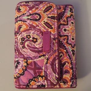Vera Bradley dream tapestry wallet